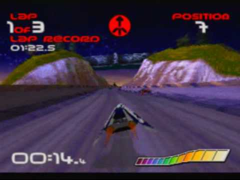 wipeout saturn iso