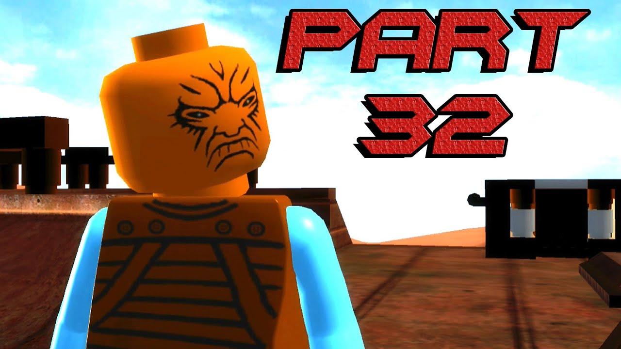 Lego Star Wars: Die komplette Saga – Part 32 – Die große Grube von Carkoon