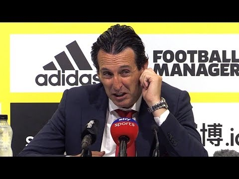 Watford 2-2 Arsenal - Unai Emery Full Post Match Press Conference - Premier League