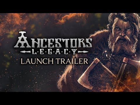 Ancestors Legacy - Official Launch Trailer thumbnail