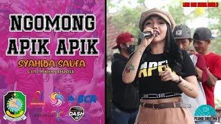 NGOMONG APIK APIK - SYAHIBA SAUFA | OFFICIAL LIVE ONE NADA DAM 3