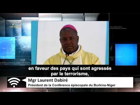 Attaques au Burkina Faso : Mgr Dabiré appelle à l'unité