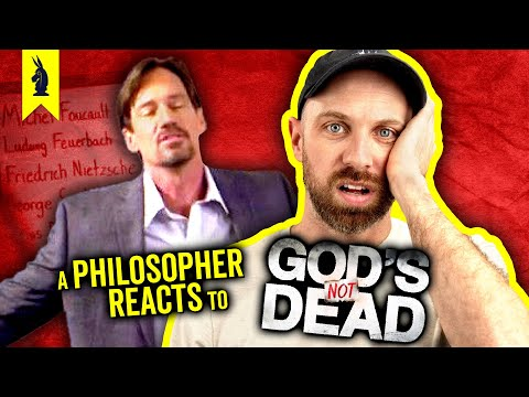 """A Philosopher Reacts to """"God's Not Dead"""""""