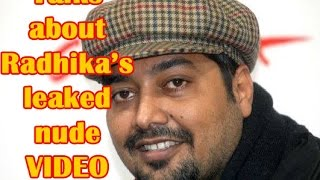 Anurag Kashyap Talks About Radhikas Leaked Nude Video  TOI