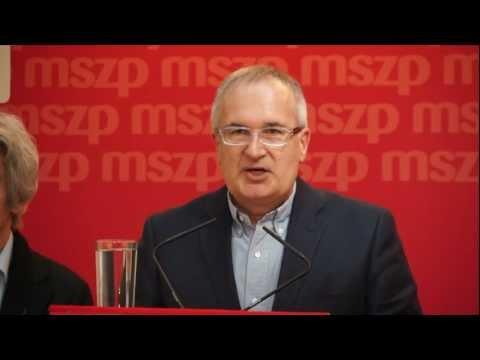 Szociális kiáltványt fogadtak el az MSZP platformjai