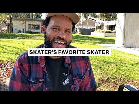 Skater's Favorite Skater | Ray Barbee | Transworld Skateboarding
