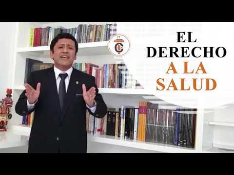 EL DERECHO A LA SALUD - Tribuna Constitucional 129 - Guido Aguila Grados