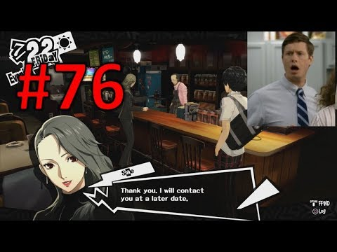 Download Legwork Lets Play Persona 5 Blind Ps4 Gameplay Part