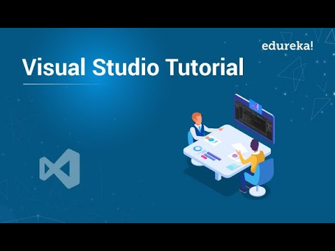 Visual Studio Tutorial l Learn VS Code for Beginners | Visual Studio ...