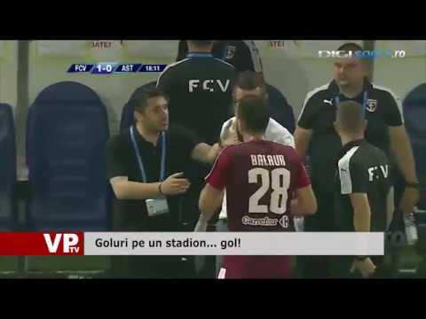 Goluri pe un stadion… gol!