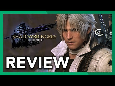 Video Review: Final Fantasy XIV: Shadowbringers | RPGFan News video thumbnail