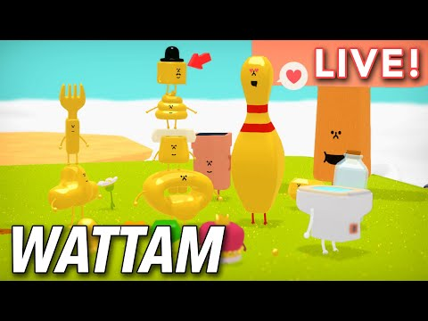 The First 60 Minutes Of Wattam
