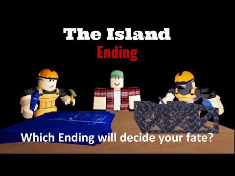 ROBLOX The Island | Ending [READ DESCRIPTION]