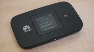 Test: Huawei E5377 LTE MiFi Hotspot