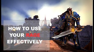 Classic Fury Warrior Guide - How to Use Your Rage Effectively