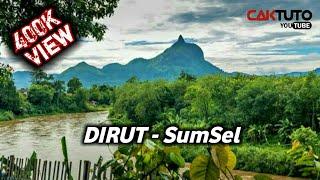 """Lagu Daerah """"DIRUT"""" Lahat - Sumatera Selatan L The Best Indonesian Folk Song"""