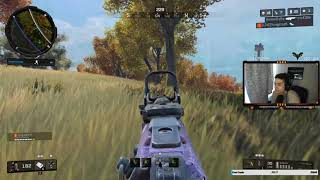 30 Kill Blackout Sniper / AR loadout