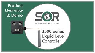 1600 Series Liquid Level Controller - Product Overview & Demo