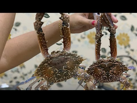 ഞണ്ട് നിറച്ചത്// stuffed crab