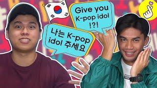 Singaporeans Try: We Tried Learning Korean In 1 Week