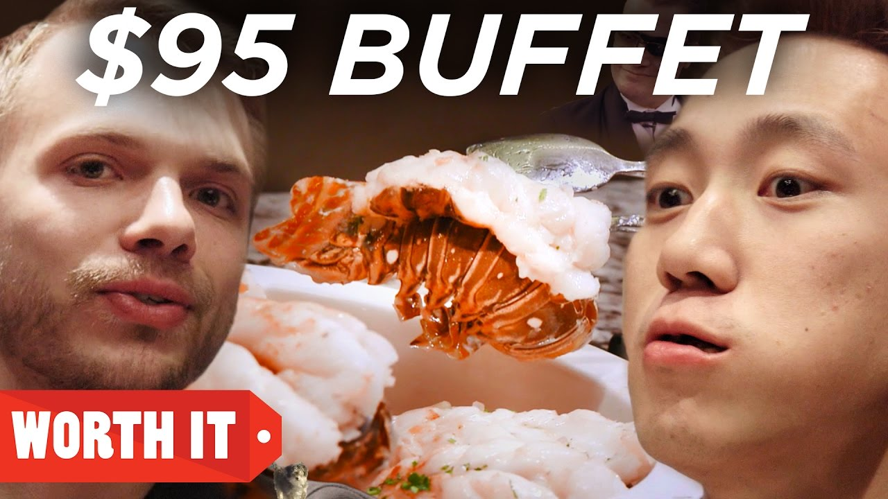 $7 Buffet Vs. $95 Buffet thumbnail
