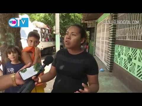 Pobladores del sector de la UPOLI denuncian asedio de pandillas