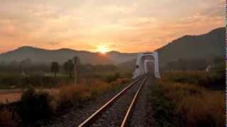 preview picture of video 'การรถไฟแห่งประเทศไทยตั้งแต่เช้าจนค่ำ'
