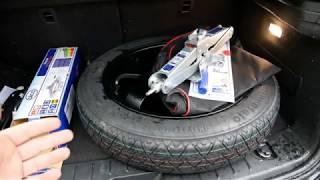 EV Help: BMW i3 space saver spare wheel from TyreMen
