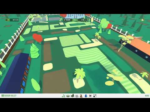 Resort Boss: Golf   Official Sports Gameplay Trailer   Golf Tycoon Management Game thumbnail