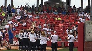 Bentonville wins 2017 7A Softball Championship