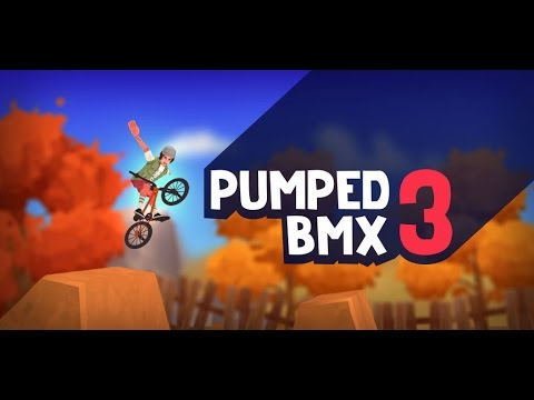 Vidéo Pumped BMX 3