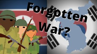 "Why did the Korean War become the ""Forgotten War""?"