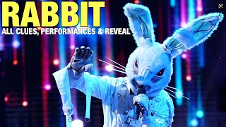 The Masked Singer Rabbit: All Clues, Performances & Reveal
