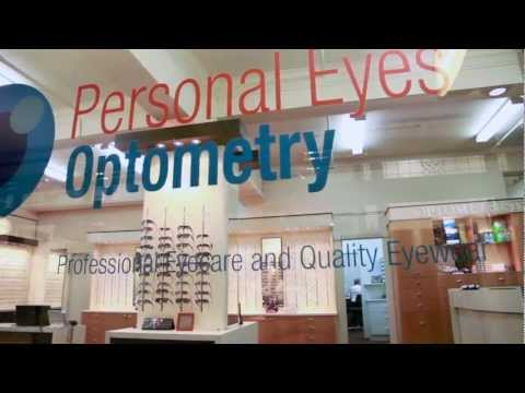 Personal Eyes Optometry Profile Video