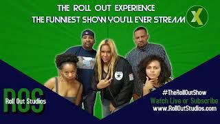 Roll Out Talks Sports w/ NFL Veteran Ephraim Salaam & Comedian Daphnique Springs TMZ visit 1/8/18