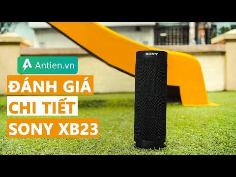Sony SRS-XB23 có gì hot ???