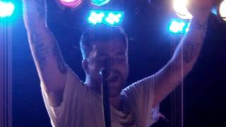 Anthony Green Live - Moon Song 06/22/12