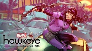 HAWKEYE: KATE BISHOP #1 Trailer   Marvel Comics Trailer