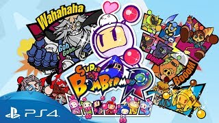 Picture of a game: Bomberman