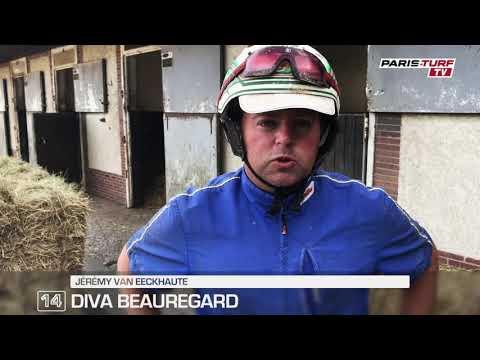 """Quinté vendredi 14/08 : """"Diva Beauregard (14) est une bonne droitière"""""""