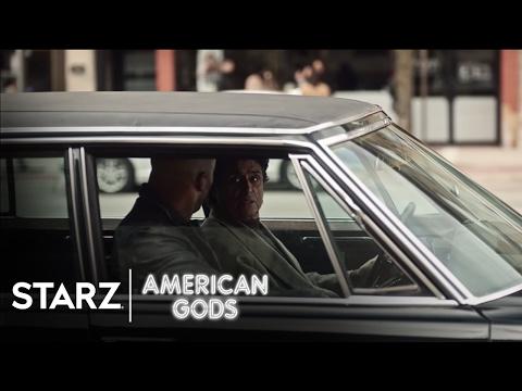 American Gods 1.03 Clip