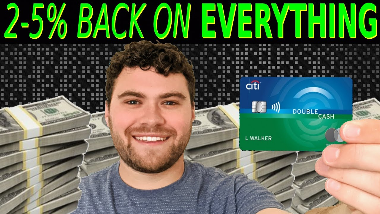 The 5 BEST FREE Credit Cards in 2021 Make Free Cash thumbnail