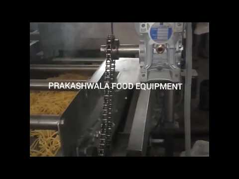Namkeen Fryer Making System