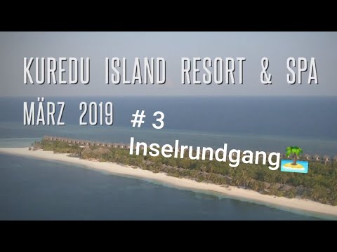 Maldives Kuredu Resort & Spa März 2019 #3 Inselrundgang
