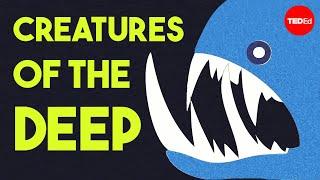 摩訶不思議な深海生物 ― リディア・リンズ