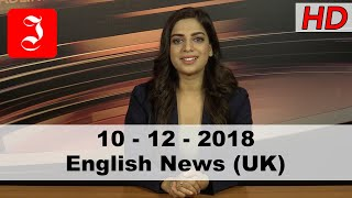 News English UK 10th Dec