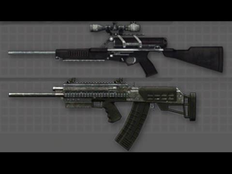 Выбиваем Сайга-12С и Calico M951S из коробок удачи в Warface