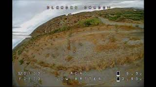 Slender Shadow FPV: Cloudy Day Clown