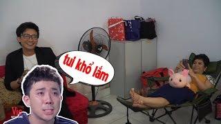 Thánh chửi Việt Hương thay đổi 180 độ khi gặp trai đẹp | Hậu trường Ca sĩ bí ẩn Tập 5