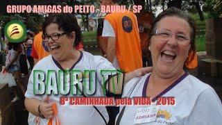 Clip CLARA VASCONCELLOS - 8ª Caminhada pela Vida